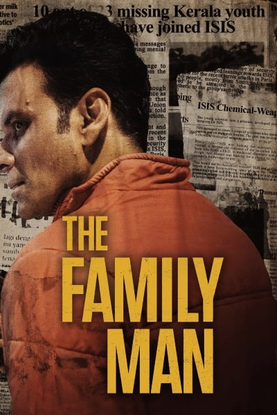 The Family Man S01 (2019) Hindi Complete Web Series 480p HDRip 1.1GB Download