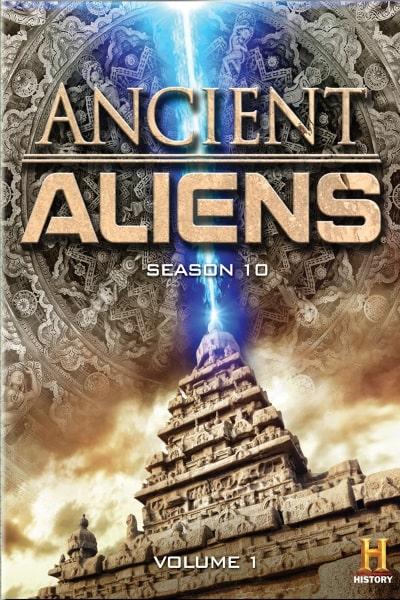 Ancient Aliens Season 9 - watch episodes streaming online